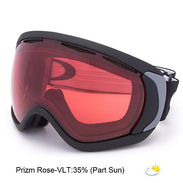 Oakley Canopy Prizm Goggles 2020, Matte Black-Prizm Rose, 600
