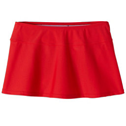 Prana Sakti Swim Skirt, Red, 256