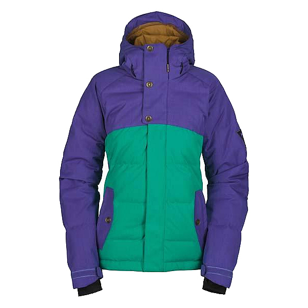 Bonfire Astro Womens Insulated Snowboard Jacket, , 600