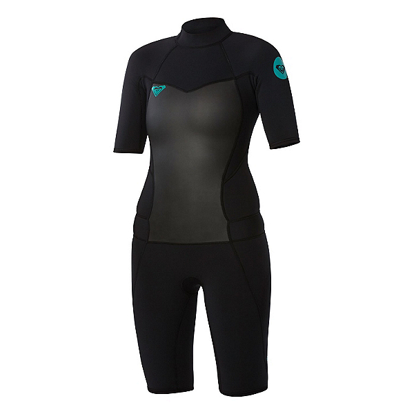 Roxy 2/2mm Syncro Spring Womens Shorty Wetsuit 2015, , 600
