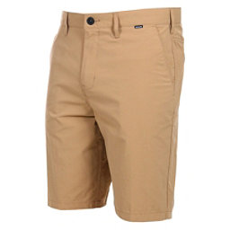 Hurley Dri-Fit Chino 22 Inch Mens Hybrid Shorts, Khaki, 256