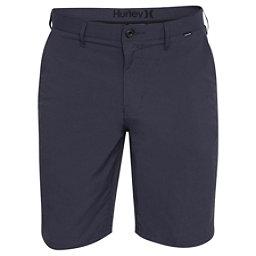 Hurley Dri-Fit Chino 22 Inch Mens Hybrid Shorts, Obsidian, 256