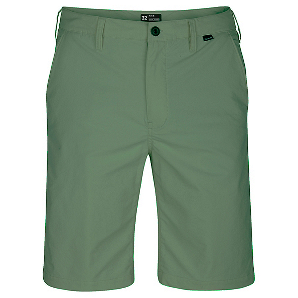 Hurley Dri-Fit Chino 22 Inch Mens Hybrid Shorts, Palm Green, 600