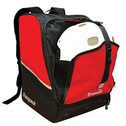 Transpack Boot Vault LT Ski Boot Bag, Red, 256