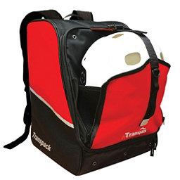 Transpack Boot Vault LT Ski Boot Bag, Red, 256
