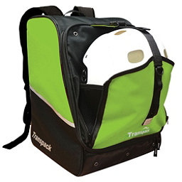 Transpack Boot Vault LT Ski Boot Bag, Lime, 256