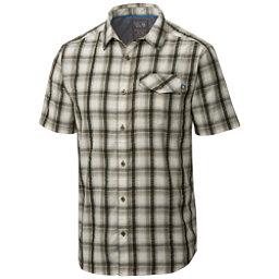Mountain Hardwear Gilmore Mens Shirt, Stone Green, 256