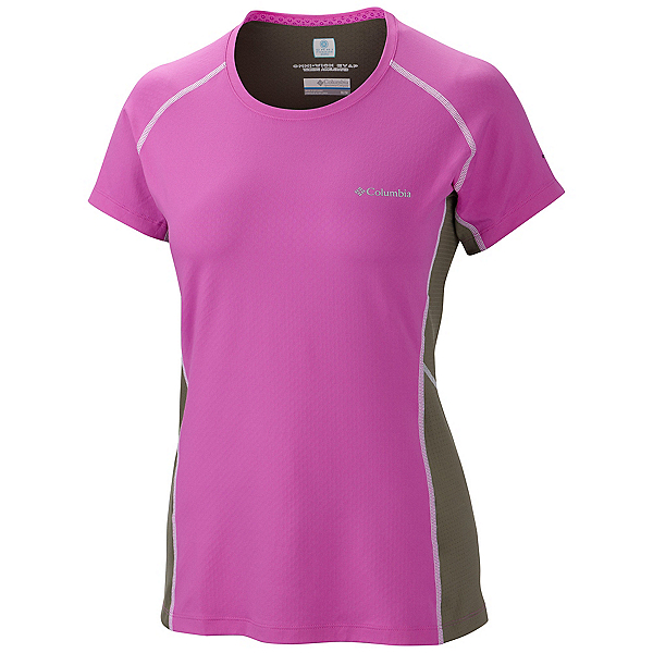 Columbia Freeze Degree III Short Sleeve Womens Shirt, , 600