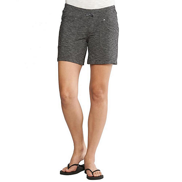 KUHL Mova 6in Womens Shorts, Dark Heather, 600