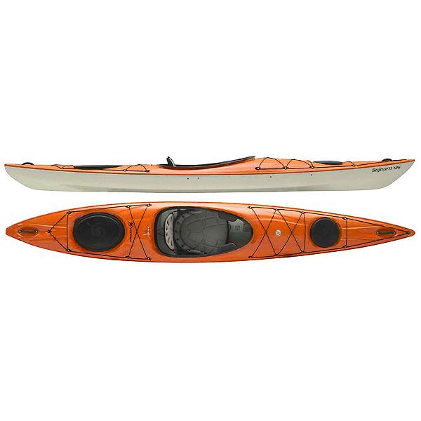 Hurricane Sojourn 126 Kayak 2019, Mango, 600