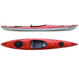 Hurricane Sojourn 135 Kayak 2018, Red, 256