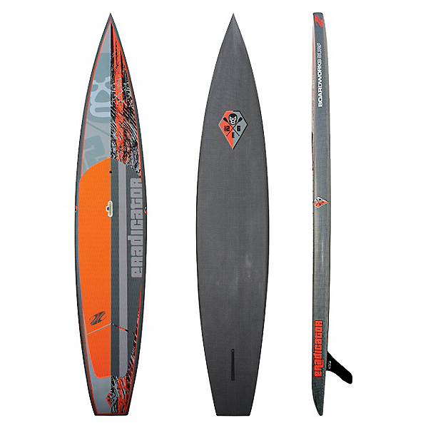 Boardworks Surf Eradicator 12'6 Race Stand Up Paddleboard, , 600