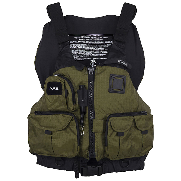 NRS Chinook Fishing Kayak Life Jacket, , 600