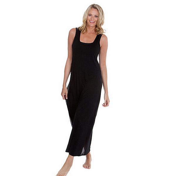 Dotti Hole In One Maxi Dress Bathing Suit Cover Up, , 600