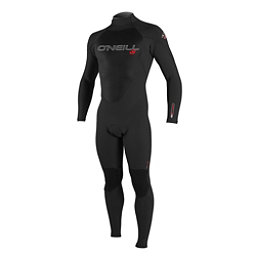 O'Neill Epic 3/2mm Full Full Wetsuit 2018, Black-Black-Black, 256