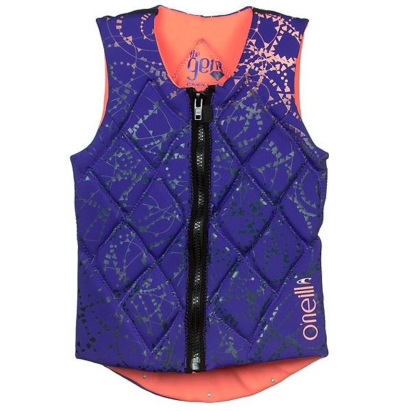 O'Neill Gem Comp Womens Life Vest, , 600