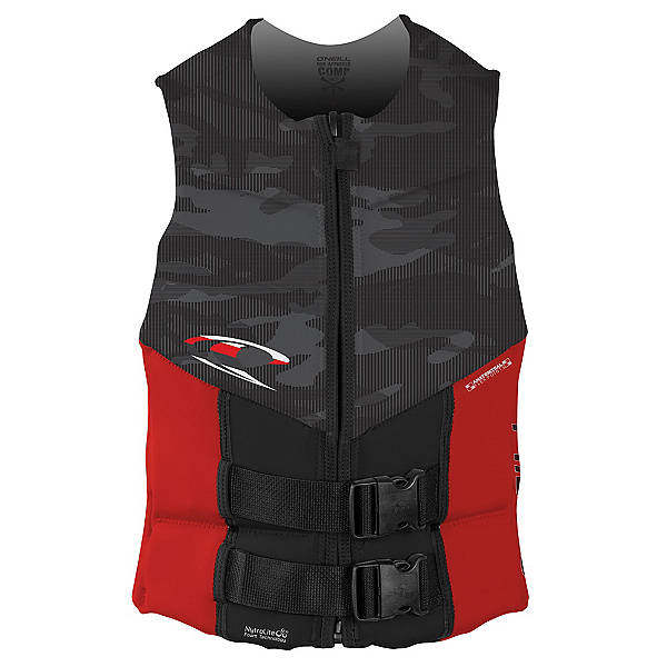 O'Neill Outlaw Comp Adult Life Vest, , 600