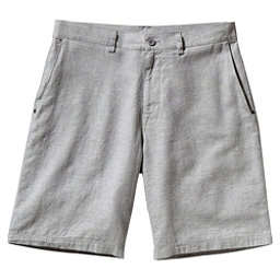 Patagonia Back Step Mens Shorts, Chambray-Feather Grey, 256