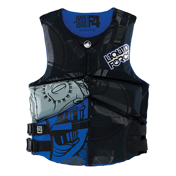 Liquid Force Watson Adult Life Vest, , 600