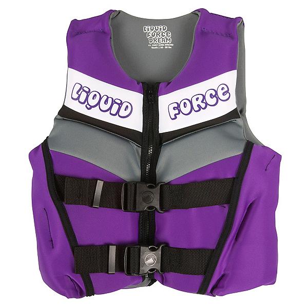 Liquid Force Dream Youth Junior Life Vest, , 600