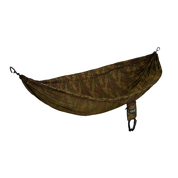 ENO CamoNest Hammock, Forest Camo, 600