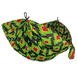 Grand Trunk Double Hammock, Rasta Scales, 256