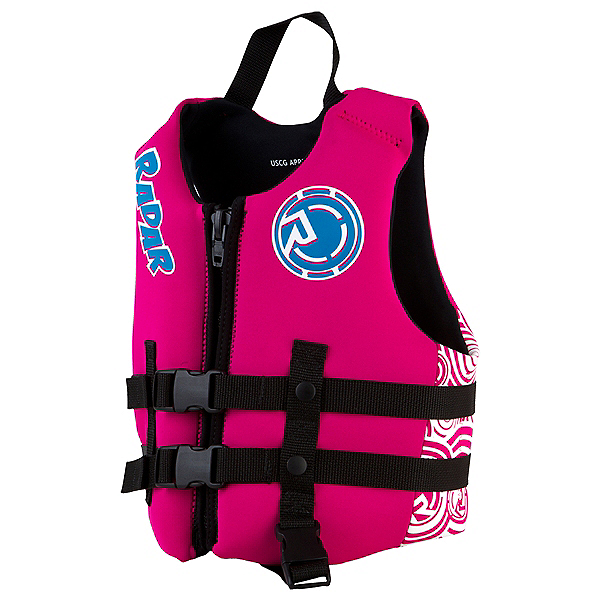 Radar Skis Akemi Toddler Life Vest, , 600