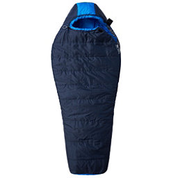 Mountain Hardwear Bozeman Flame Regular Sleeping Bag, Collegiate Navy, 256