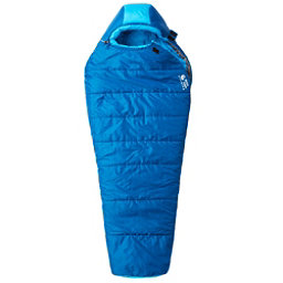 Mountain Hardwear Bozeman Flame Regular Womens Sleeping Bag, Deep Lagoon, 256