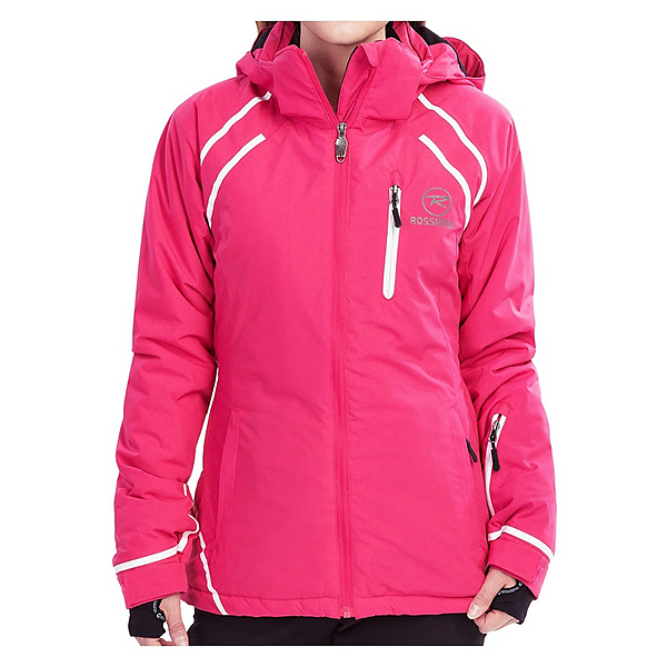 Rossignol Comet Womens Insulated Ski Jacket, Cochineal, 600
