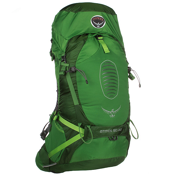 Osprey Atmos 50 AG Backpack, Absinthe Green, 600