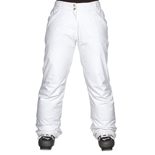 Rossignol Flurry Womens Ski Pants, White, 600