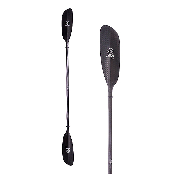 Werner Paddles Kalliste Bent 2PC Small Kayak Paddle 2019, , 600