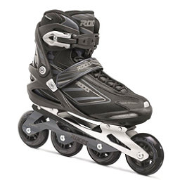 Roces Izi Inline Skates, Black-Charcoal, 256