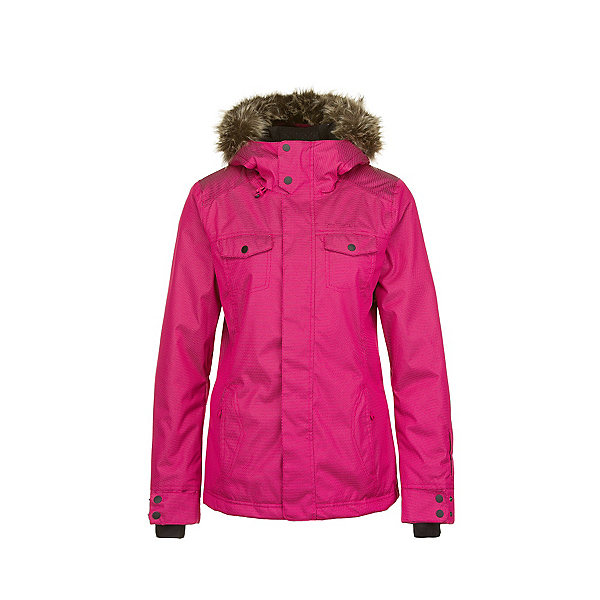O'Neill Seraphine w/Faux Fur Womens Insulated Snowboard Jacket, , 600