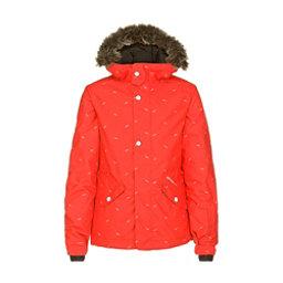 O'Neill Gemstone Girls Snowboard Jacket, Poppy Red, 256