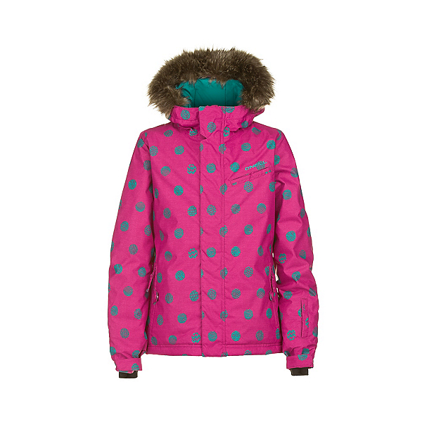 O'Neill Radiant Girls Snowboard Jacket, , 600