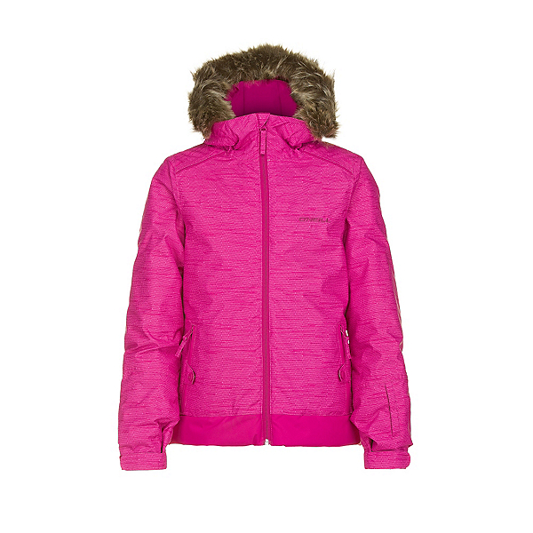 O'Neill Tigereye Girls Snowboard Jacket, , 600