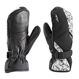 Leki Butterfly S Womens Mittens, Black, 256