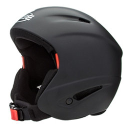OSBE Happy Jr. Kids Helmet, Soft Black, 256