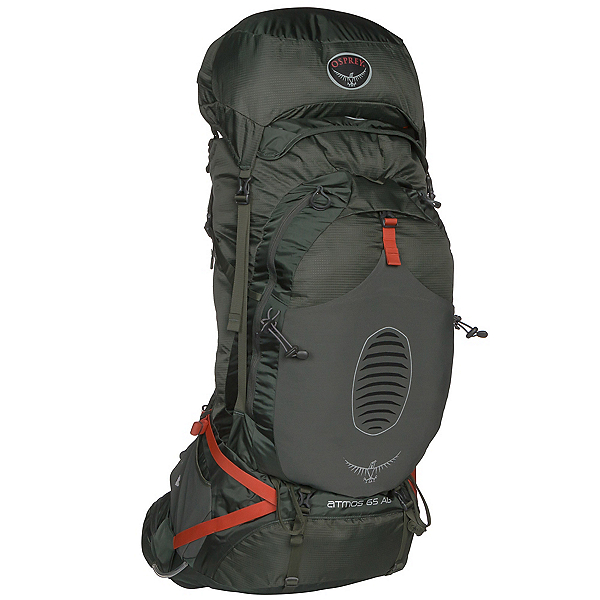 Osprey Atmos AG 65 Backpack, Graphite Grey, 600