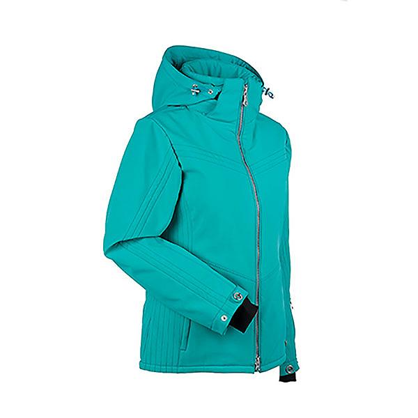 NILS Terri Womens Insulated Ski Jacket, Teal, 600