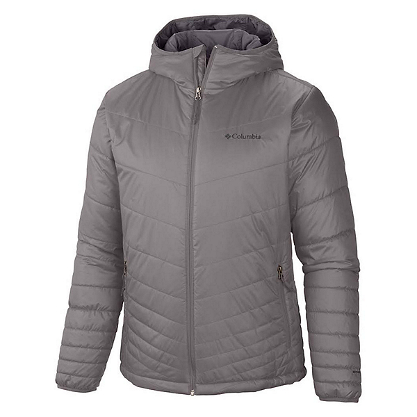 Columbia Mighty Lite Hooded Mens Jacket, , 600