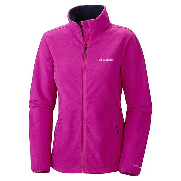 Columbia Wind Protector Fleece Womens Jacket, , 600