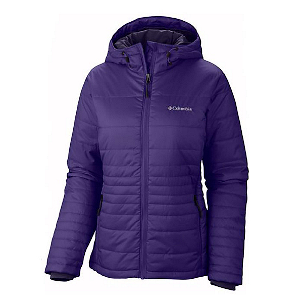 Columbia Go To Hooded Womens Jacket, , 600