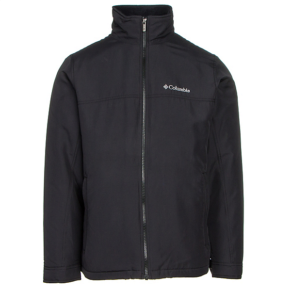 Columbia Timber Butte Mens Jacket, Black, 600