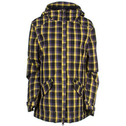 686 Faithful Womens Insulated Snowboard Jacket, Light Olive, 256