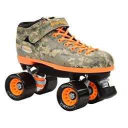 Riedell R3 Camo Speed Roller Skates, Camo, 256
