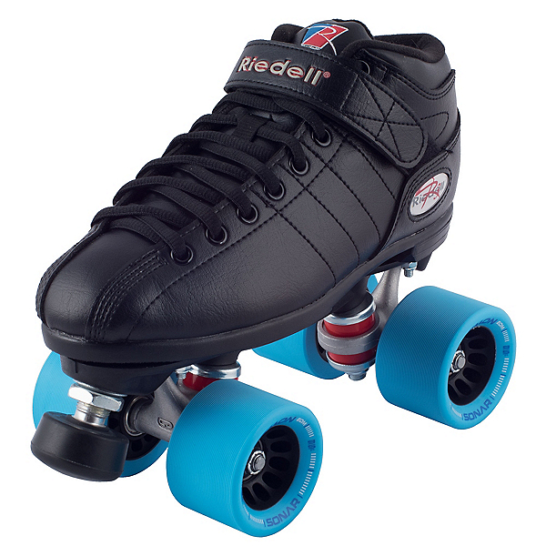 Riedell R3 Demon Speed Roller Skates, , 600