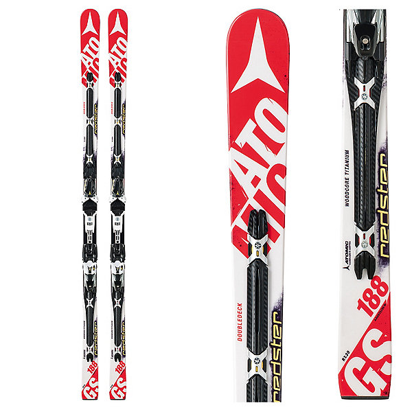 Atomic Redster FIS D2 GS Race Skis, , 600